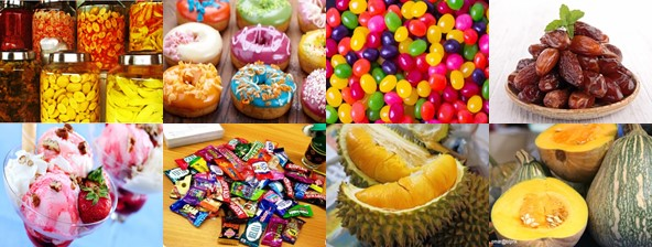 pantangan makanan agar cepat hamil makanan manis